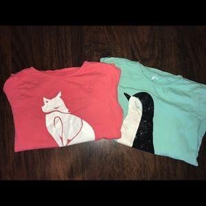 Crazy 8 long sleeve shirt bundle!!